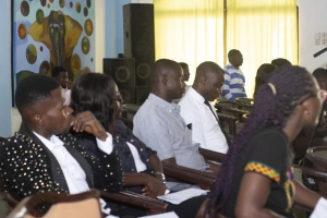 Cross-section of audience (2)